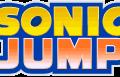 Sonic Jump - Original Mobile Title Logo