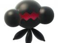 Sonic Lost World - Wisps - Black Wisp / Bomb (Active Form)