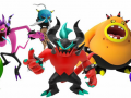 Sonic Lost World - Deadly Six Group Art