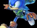 Sonic Lost World - Legend Of Zelda DLC - Sonic as Link