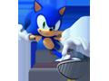 Sonic Lost World - Sonic (Wallrunning)