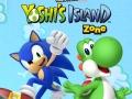 Sonic Lost World - Yoshi's Island DLC - Keyart 2