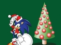 Sonic The Hedgehog - Adventure Era SEGA Christmas Card Design