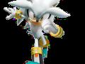 Sonic Rivals - Silver #1