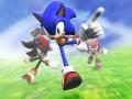 Sonic Rivals - Promo Art