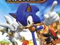 Sonic Rivals - Packshot (UK)