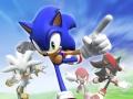 Sonic Rivals - Pre-release Art