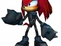 Sonic Rivals - Alternate Costumes - Knuckles Armour