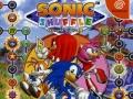Sonic Shuffle - Packshot (Japan)