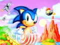 Sonic The Hedgehog - Game Gear Art (Clean)