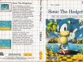 Sonic The Hedgehog - Master System Packshot (Brazil)