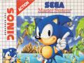 Sonic The Hedgehog - Master System Packshot (Europe)
