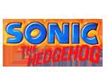 Sonic The Hedgehog - Logo (USA)