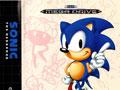 Sonic The Hedgehog - Mega Drive Packshot (Europe)