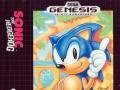 Sonic The Hedgehog - Genesis Packshot (USA)