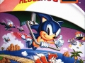 Sonic The Hedgehog 2 - Game Gear Boxart (USA)