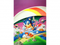 Sonic The Hedgehog 2 - Master System Pack Art (Clean)
