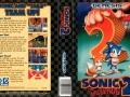 Sonic The Hedgehog 2 - Genesis Packshot (USA)