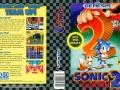 Sonic The Hedgehog 2 - Genesis Packshot (USA - Not For Resale)