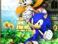 Sonic The Hedgehog 4 Ep 2 - Sonic & Tails Key Art