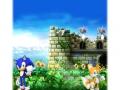 Sonic The Hedgehog 4 Ep 2 - Website Background