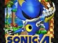 Sonic The Hedgehog 4 Episode Metal - Packshot