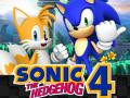 Sonic The Hedgehog 4 Ep 2 - PSN Logo