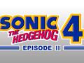 Sonic The Hedgehog 4 Ep 2 - Text Logo
