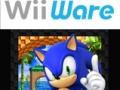 Sonic The Hedgehog 4 Ep 1 - Wii Ware Packshot