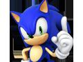 Sonic The Hedgehog 4 Ep 1 - Sonic (Signature Render)