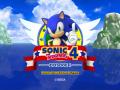 Sonic The Hedgehog 4 - Titlecard