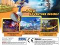 Sonic Unleashed - Packshot - Wii (Rear)