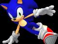 Character Art - Sonic - Drifting