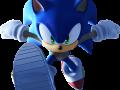 Character Art - Sonic - Packshot Varient