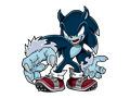 Character Art - Werehog - Sonic Channel Variant