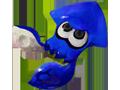 Splatoon - Blue Squid