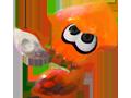 Splatoon - Orange Squid