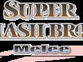 Super Smash Bros. Melee - Gold Logo
