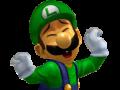 Super Smash Bros. Melee - Luigi