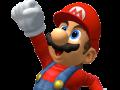 Super Smash Bros. Melee - Mario