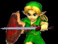 Super Smash Bros. Melee - Young Link