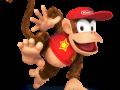Super Smash Bros - Diddy Kong
