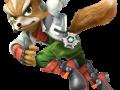 Super Smash Bros - Fox McCloud