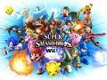 Super Smash Bros - Extended Wii U Cover Art