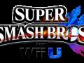 Super Smash Bros - Wii U Logo