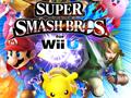 Super Smash Bros - Wii U Cover Art (Clean)