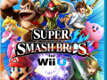 Super Smash Bros - Wii U Packshot
