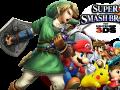 Super Smash Bros - 3DS Cover Art