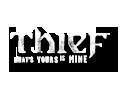 Thief (2014) - White Logo