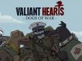 Valiant Hearts: Dogs Of War Keyart